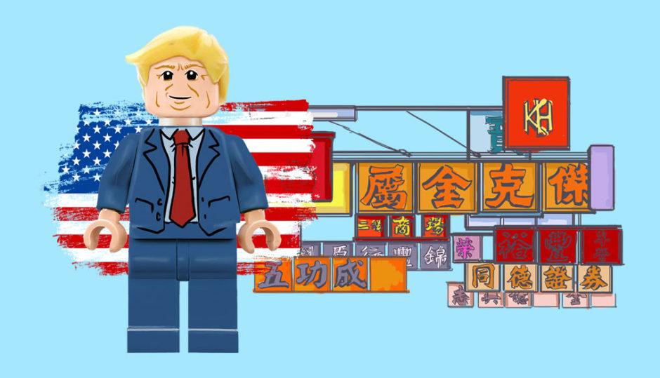 USD/HKDの両建て